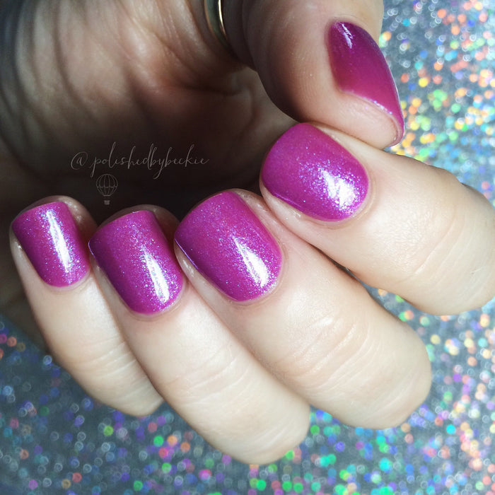 Rum Runner, February 2016 (1 bottle) - Top Shelf Lacquer - 3