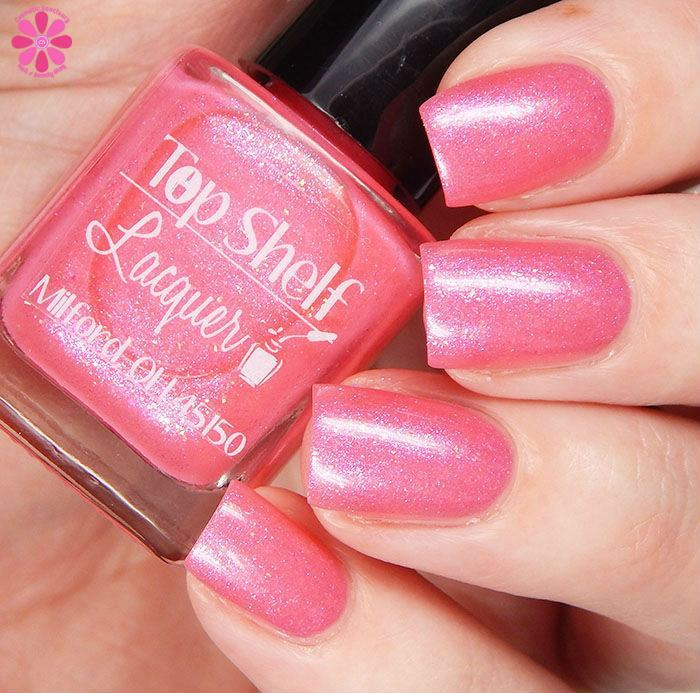 Salty Dog, February 2016 (1 bottle) - Top Shelf Lacquer - 12