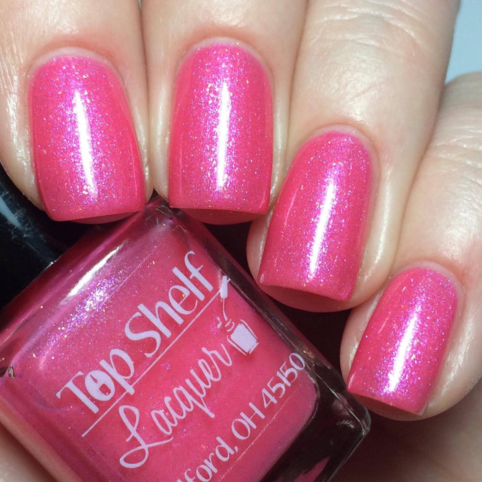 Salty Dog, February 2016 (1 bottle) - Top Shelf Lacquer - 1