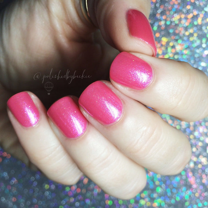 Salty Dog, February 2016 (1 bottle) - Top Shelf Lacquer - 2