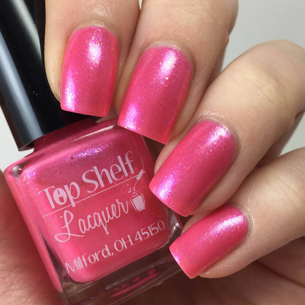 Salty Dog, February 2016 (1 bottle) - Top Shelf Lacquer - 4