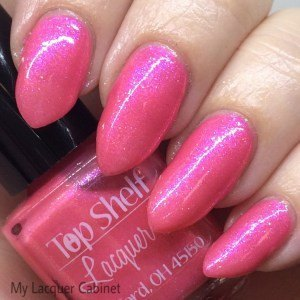 Salty Dog, February 2016 (1 bottle) - Top Shelf Lacquer - 7
