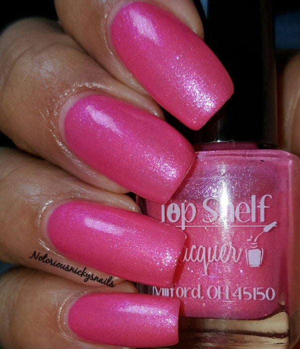 Salty Dog, February 2016 (1 bottle) - Top Shelf Lacquer - 8