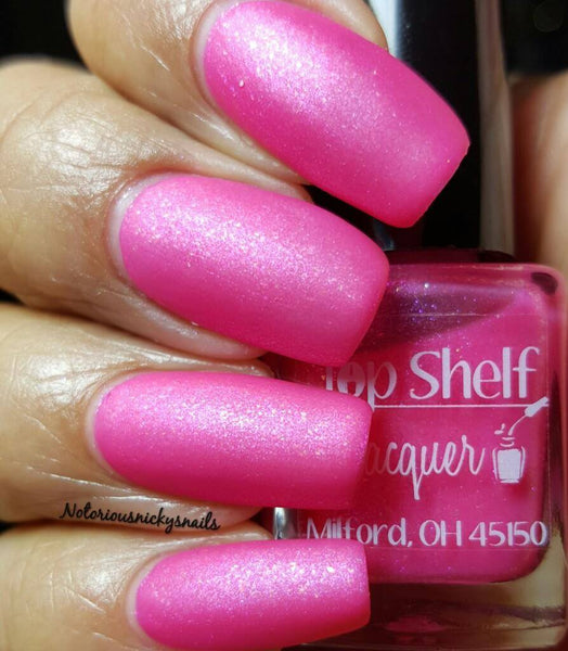Salty Dog, February 2016 (1 bottle) - Top Shelf Lacquer - 9