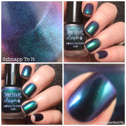 Nail Polish - Schnapp To It, April 2017 (1 Bottle)