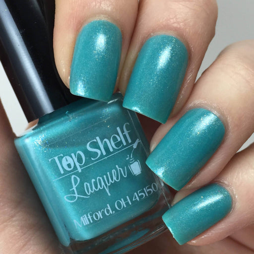 Shark Bite, February 2016 (1 bottle) - Top Shelf Lacquer - 1