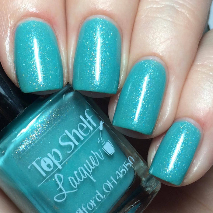 Shark Bite, February 2016 (1 bottle) - Top Shelf Lacquer - 2