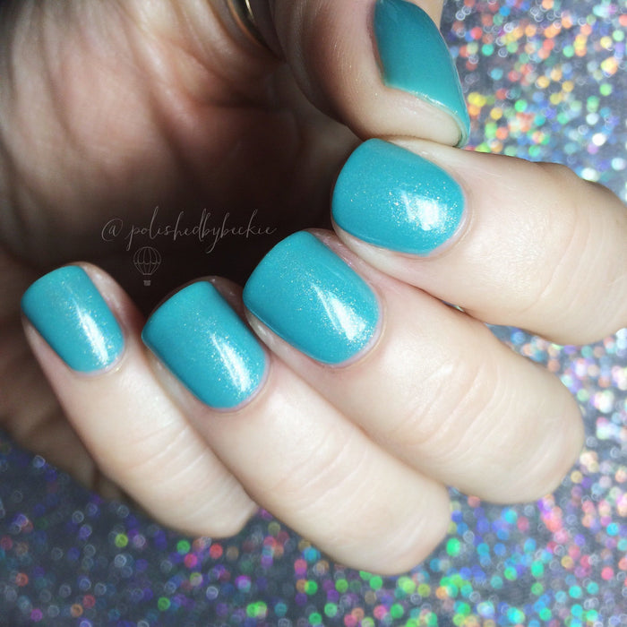 Shark Bite, February 2016 (1 bottle) - Top Shelf Lacquer - 3