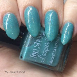 Shark Bite, February 2016 (1 bottle) - Top Shelf Lacquer - 4