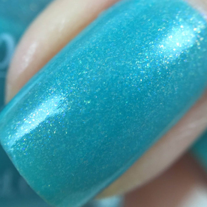 Shark Bite, February 2016 (1 bottle) - Top Shelf Lacquer - 5