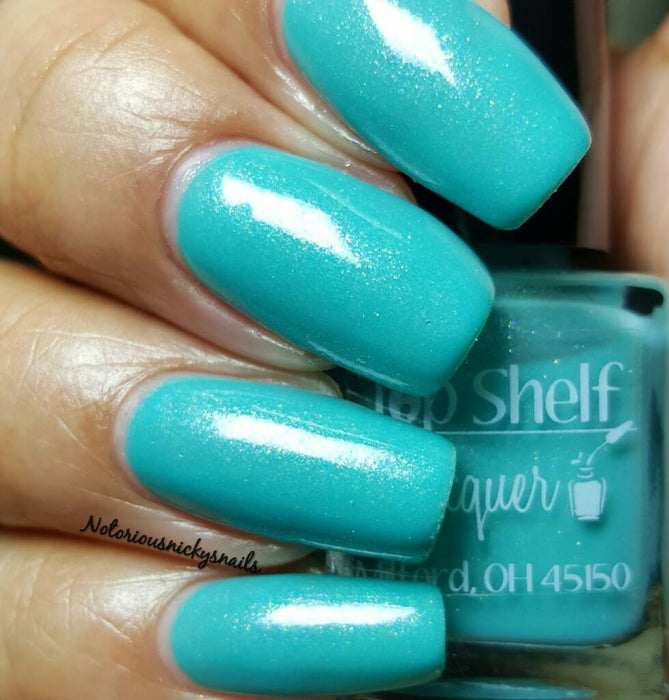Shark Bite, February 2016 (1 bottle) - Top Shelf Lacquer - 7