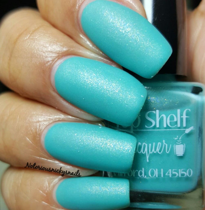 Shark Bite, February 2016 (1 bottle) - Top Shelf Lacquer - 8