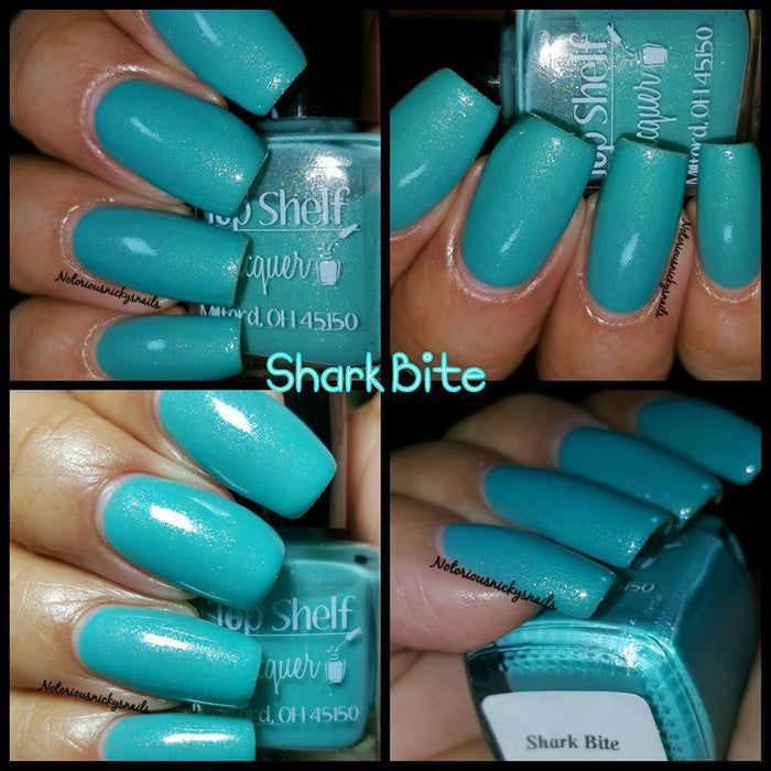 Shark Bite, February 2016 (1 bottle) - Top Shelf Lacquer - 9