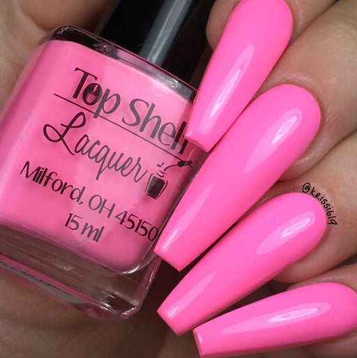 Nail Polish - Stop And Smell The Rosé (1 Bottle)