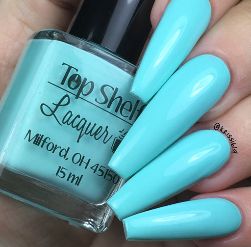 Nail Polish - Take Life One Sip At A Time (1 Bottle)