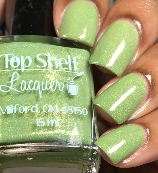 Nail Polish - Tanked, September 2017 (1 Bottle)