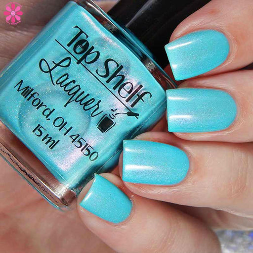 Nail Polish - Tequila Made Me Do It, July 2017 (1 Bottle)