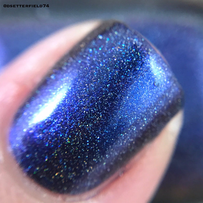 Nail Polish - Tequila Mockingbird - Holo'd, April 2017 (1 Bottle)