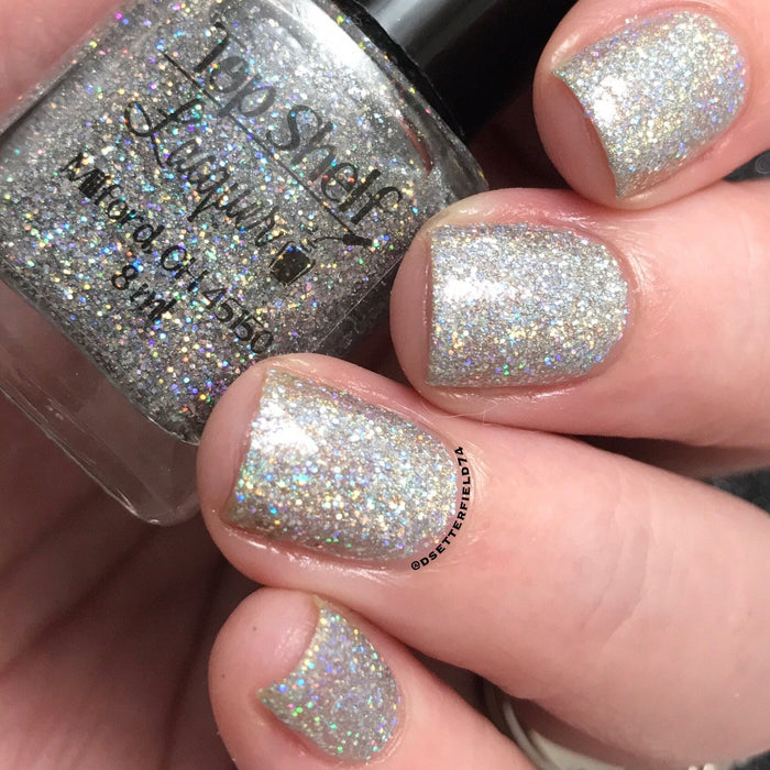 Nail Polish - Tinsel Bellini, Holiday Night Caps Collection, November 2015 (1 Bottle)