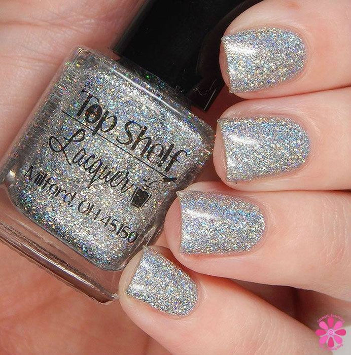 Tinsel Bellini, Holiday Night Caps Collection, November 2015 (1 bottle) - Top Shelf Lacquer - 1