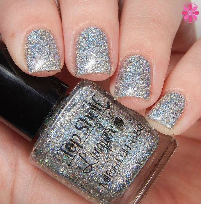 Tinsel Bellini, Holiday Night Caps Collection, November 2015 (1 bottle) - Top Shelf Lacquer - 2