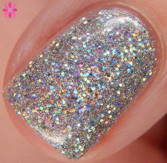 Tinsel Bellini, Holiday Night Caps Collection, November 2015 (1 bottle) - Top Shelf Lacquer - 3
