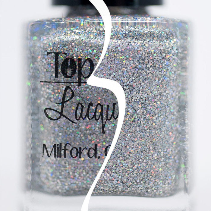 Tinsel Bellini, Holiday Night Caps Collection, November 2015 (1 bottle) - Top Shelf Lacquer - 5