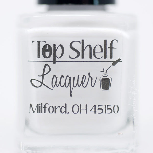 White Russian, Basic White Creme (1 bottle) - Top Shelf Lacquer - 3