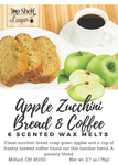 Wax Melts - Apple Zucchini Bread & Coffee Scented Wax Melts