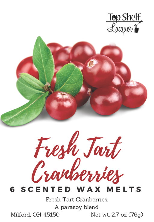 Wax Melts - Tart Cranberries Scented Wax Melts