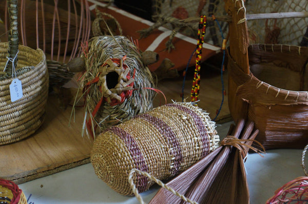 Weaving workshop with Master weaver Phyllis Stewart
