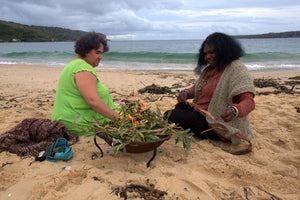 Traditional Letting go Ceremony with Tuckey Cooley at 6:00PM March 11