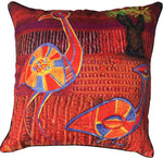 Load image into Gallery viewer, Totem Bayiibayii Emu Cushion Cover
