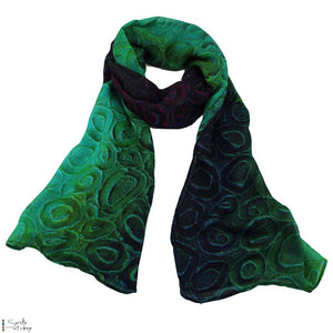 Ngeyran - Lift Up Saltwater Silk Scarf