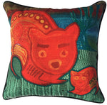 Load image into Gallery viewer, Totem Wombati Wombat Cushion Cover