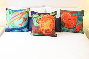 Totem Wombati Wombat Cushion Cover