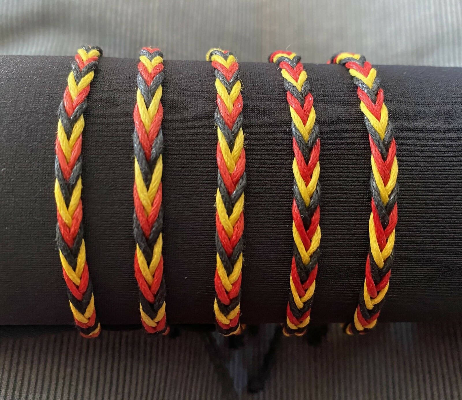 Platted Cotton Wristband