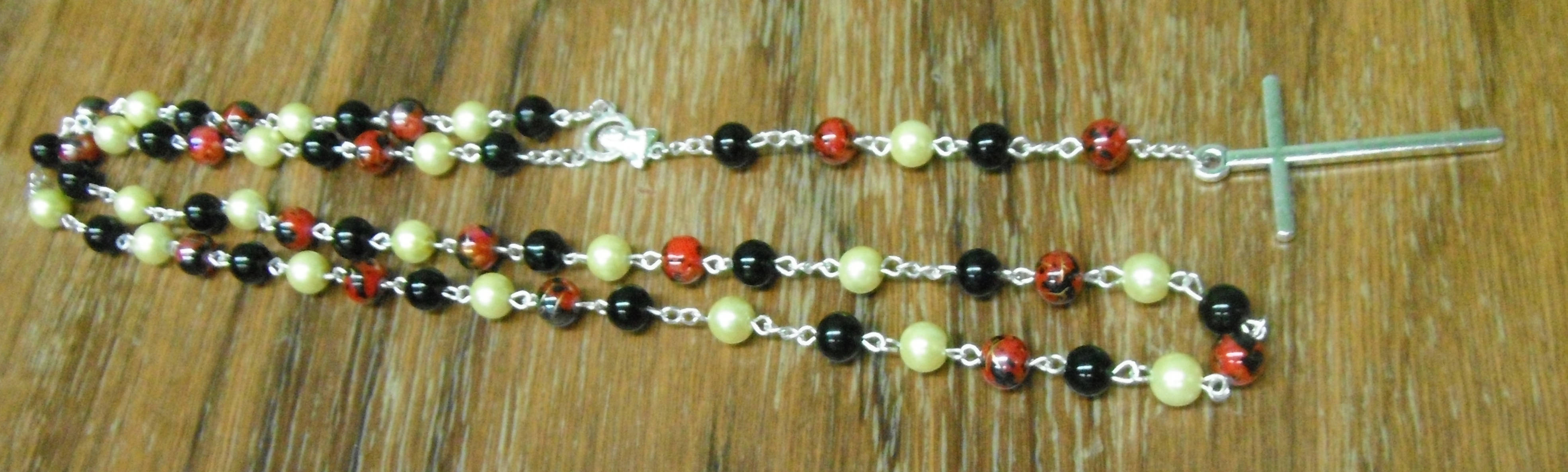 Pearl Rosary beads