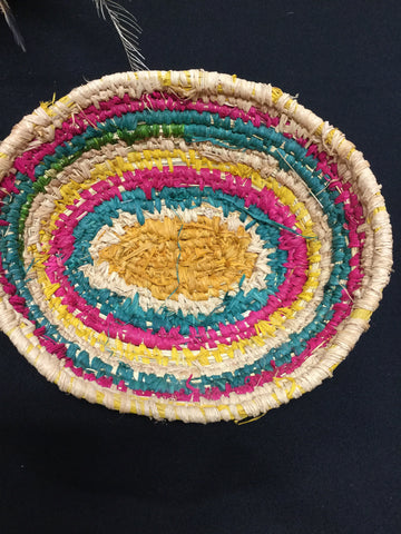 Tjanpi Weavers basket
