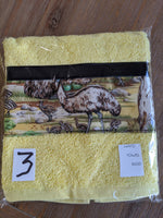 Load image into Gallery viewer, Hand Towel - Yellow