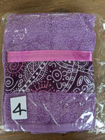Load image into Gallery viewer, Hand Towel - Purple