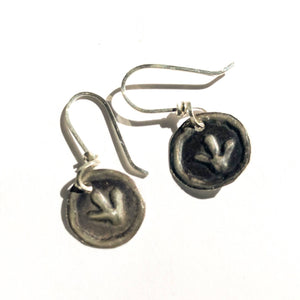 """Emu"" dinawan Sterling silver Earrings"