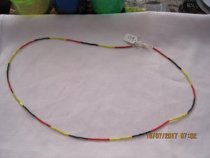 Glasses chain spaghetti bead