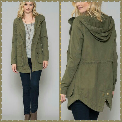 Military Army Jacket