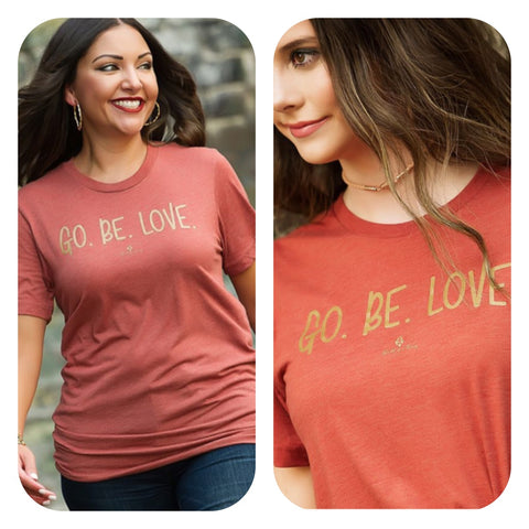 Go Be Love Tee