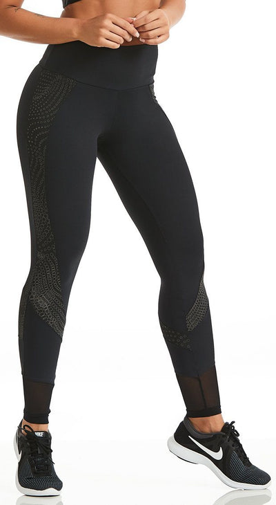 Brazilian workout Legging - Glow In The Dark