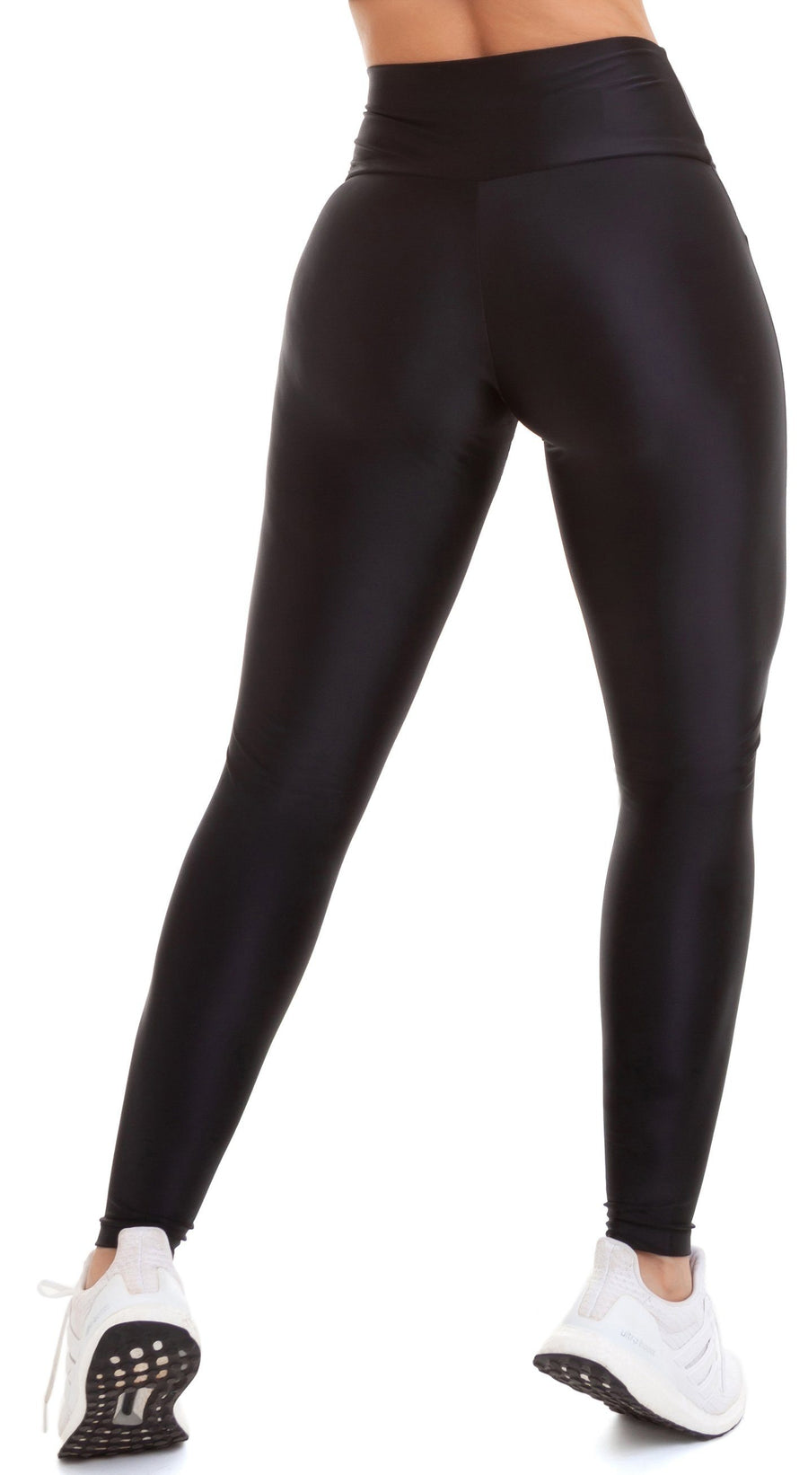 Brazilian Workout Legging - Atletika Posh Black