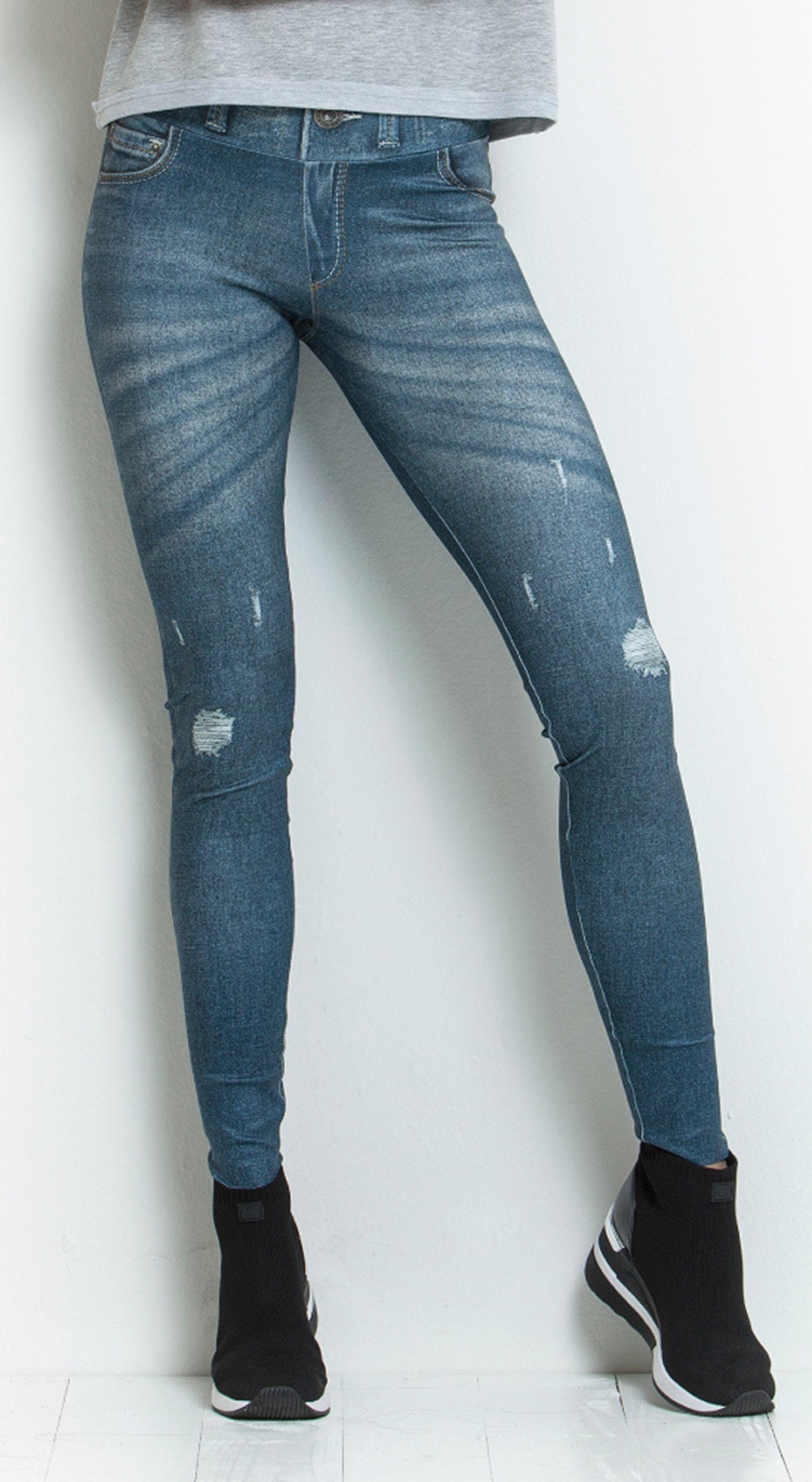 Brazilian Fake Jeans - The Original II