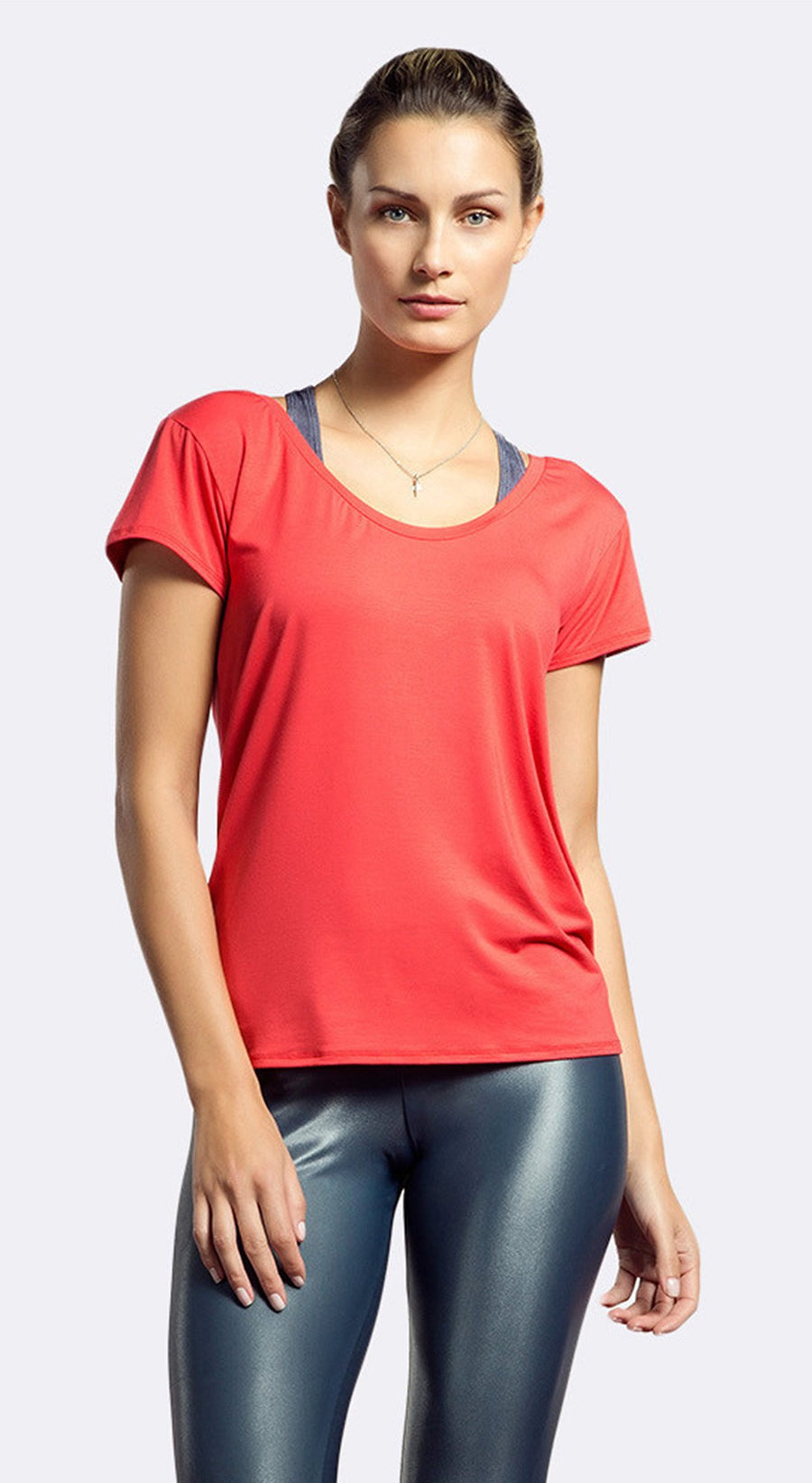 T-Shirt Angel Red
