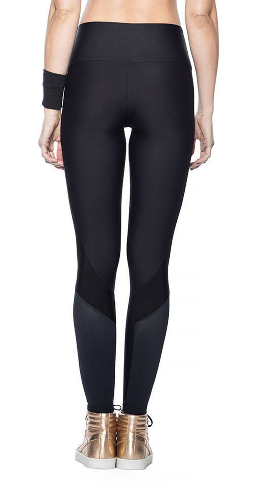 Yoga Pants - Super Style Leggings Black